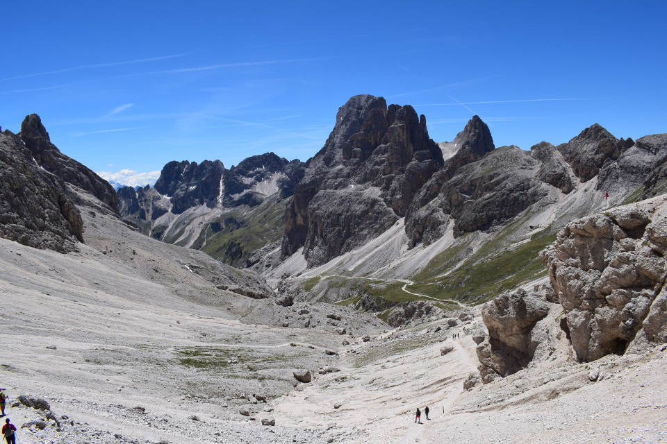 Mountaineering in South Tyrol