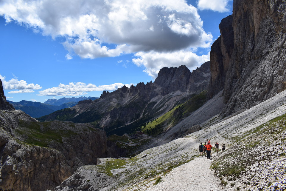 Excursions in the Dolomites
